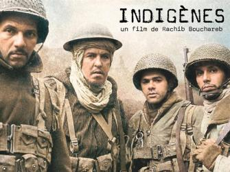 "Indigenes (the French title for ""Days of Glory"")"