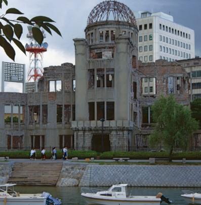 Hiroshima - August, 1987