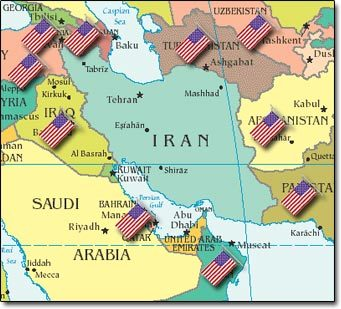 Shifting Targets Iran gets a break More and more the specter of
