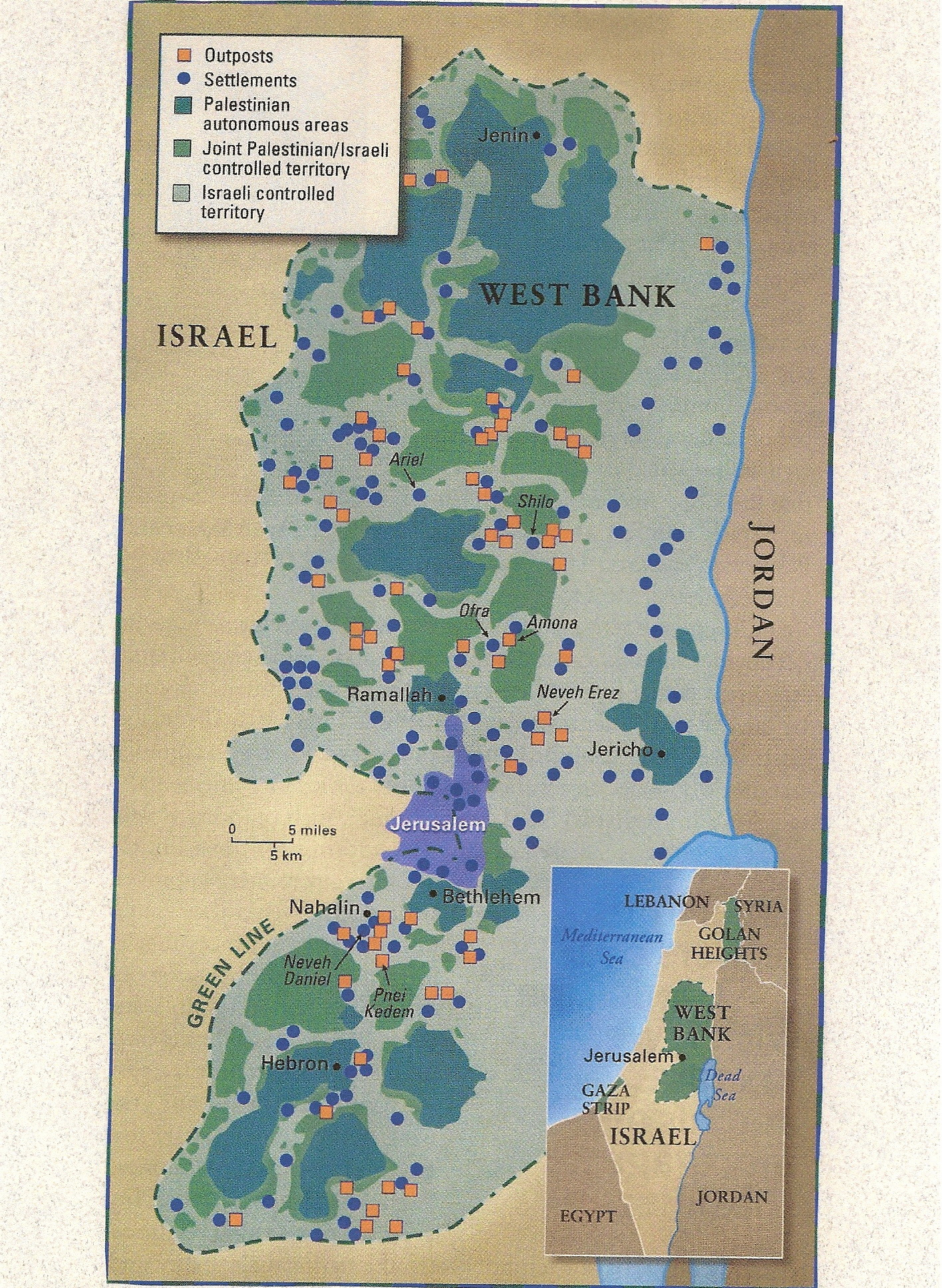 Norman Finkelstein on the viability of a 2 state solution to