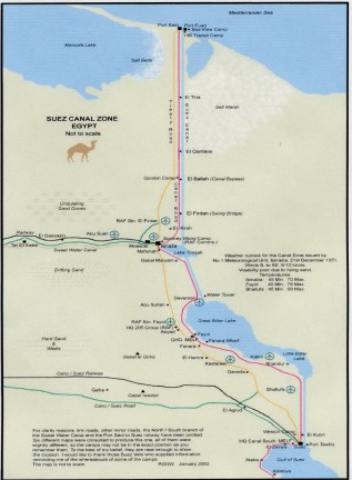 Suez Canal - One of the world's great choke points