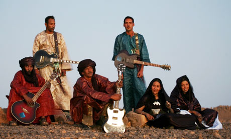 The Mali Music Festival ... considered `Mali's Woodstock'
