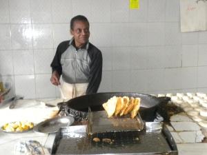 Tunis Brique a l'oeuf maker...