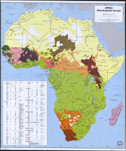 Africa - Ethnic Groups