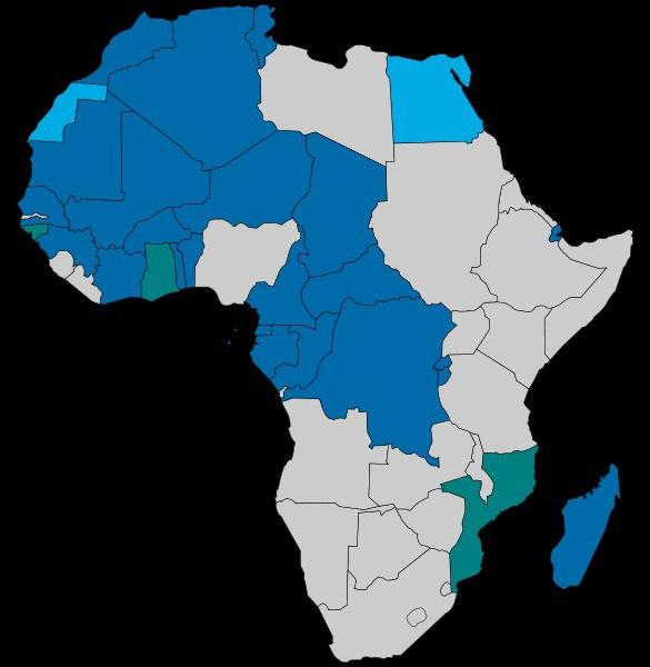 Francophone Africa