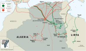 Algeria - In-Amenas Gas Field Algeria - In-Amenas Natural Gas Field