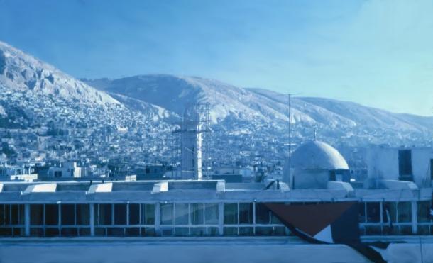1981 - Syria - Damascus