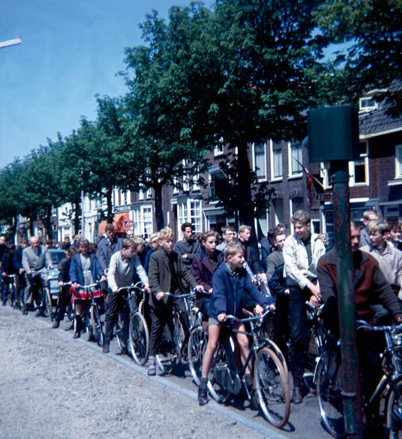 Amsterdam - Summer, 1965
