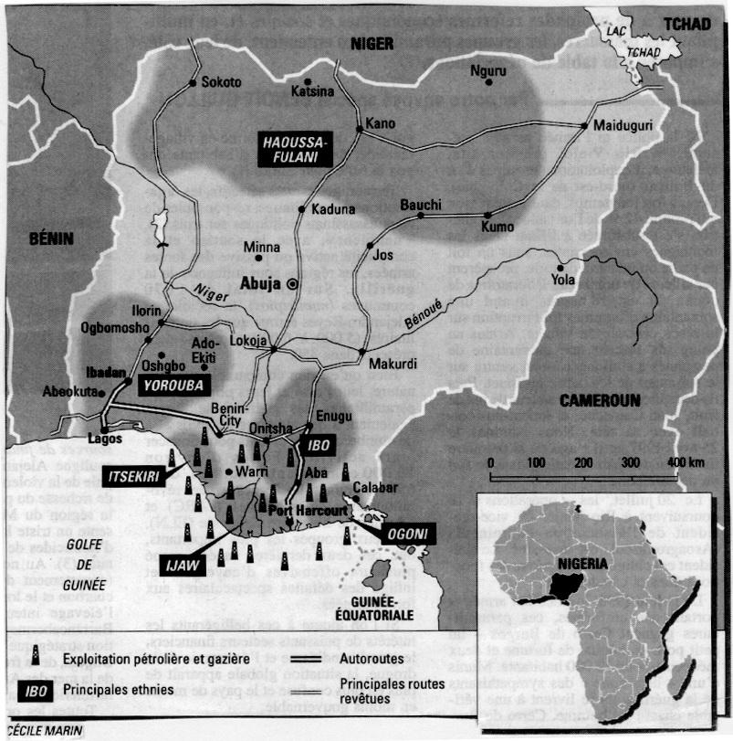 Nigeria colonization essay