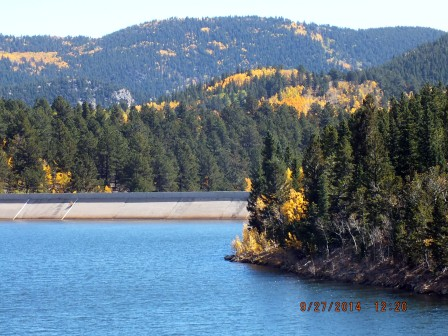 Gold Mine Reservoir