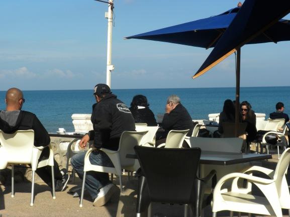 December, 2011 - La Marsa Beach