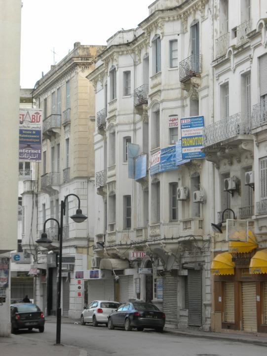 Tunis - November, 2011