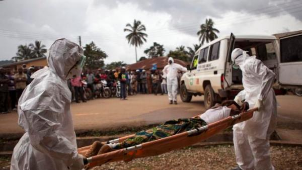 Fighting Ebola in Sierre Leone