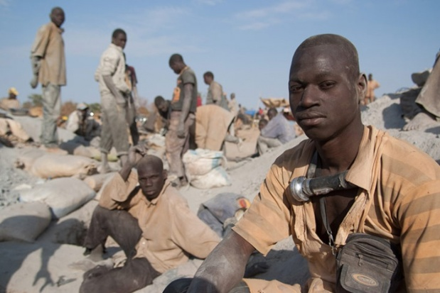 "Burkina Faso's burgeoning gold mine sector, in part exploited by foreign mining companies, many of them Canadian, in part by what is referred to as ""artisanal"" mining in which child labor, despite being against the law, is rampant"