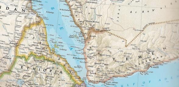 Bab El Mandeb Strait
