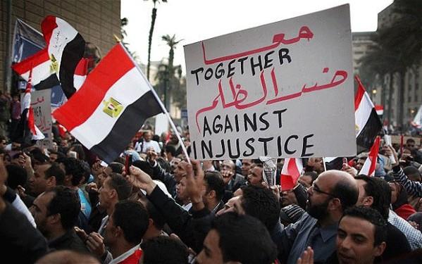 Arab Spring - Egypt - 2011
