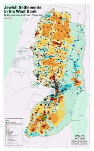 Illegal Jewish Settlements, West Bank