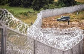 Bulgarian Border Fence - Keeping out the migrants
