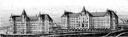state mental hospital at Pueblo where many of the alleged abuses took place