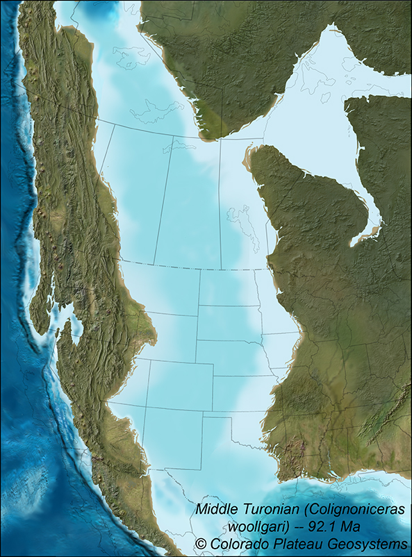 the great late cretaceous interior seaway  a visit to the