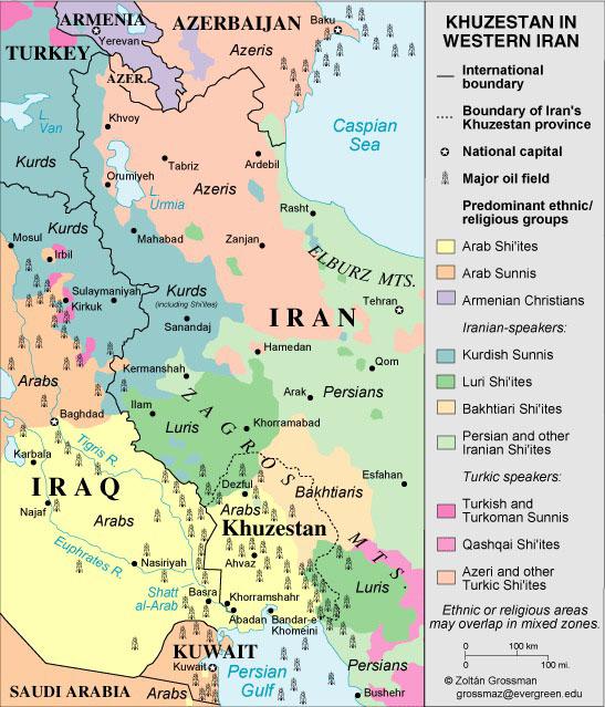 Iran - Khuzestan