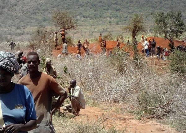 Burkina faso mining