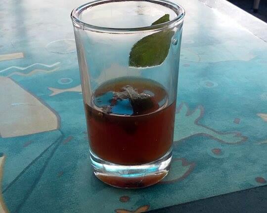 Tunisian Mint Tea (thanks Ghaith Hajjem