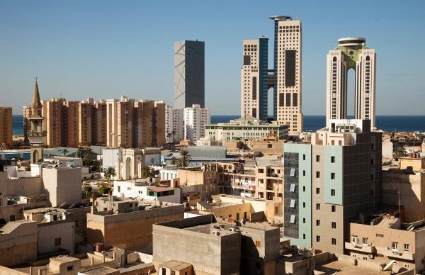 Tripoli prior to the invasion