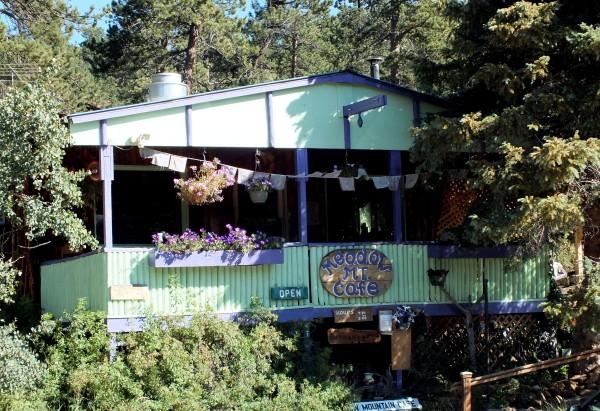 Meadow Mountain Cafe, Allenspark, Colorado