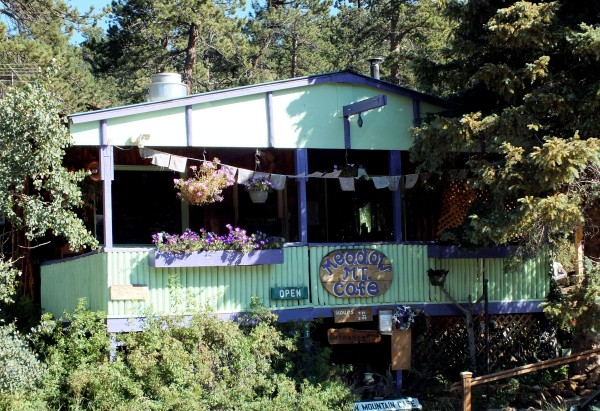 Meadow Mountain Cafe, Allenspark, Colorado