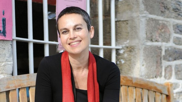 Turkish Peace Activist, academic, Esra Mungan