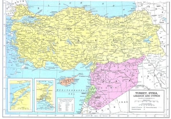 turkey-syria-lebanon-cyprus-map-1949