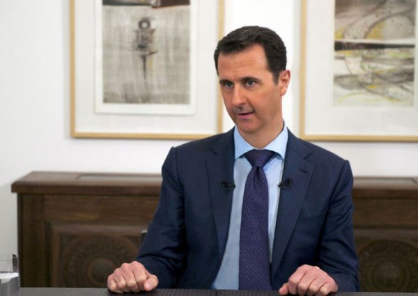 "Bashar el Assad: Syria's twice elected president; vilified by Washington , he retains the support of the Syrian people in their struggle against foreign trained, armed and paid for mercenaries which Washington refers to as ""the moderate opposition"""