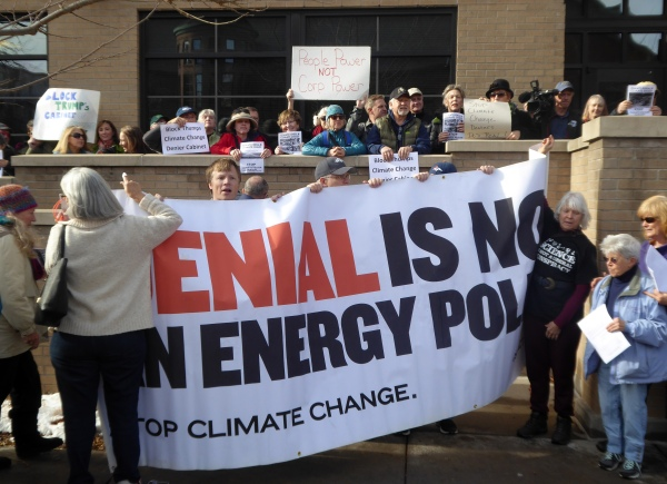 Denial Is No Energy Policy