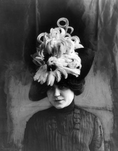 plumed-hat