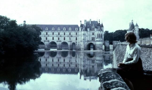 1964 - 09 - France - Chenanceau - Phyllis Martin - edited