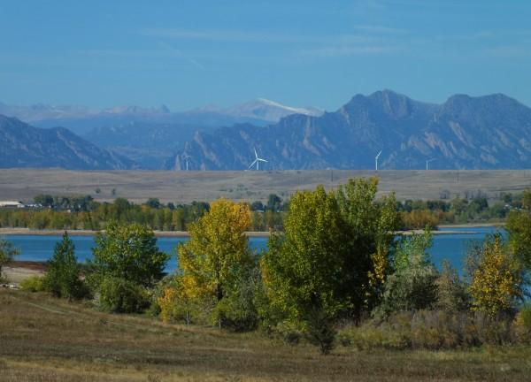 2012 - 10 - 07 Standley Lake 2a