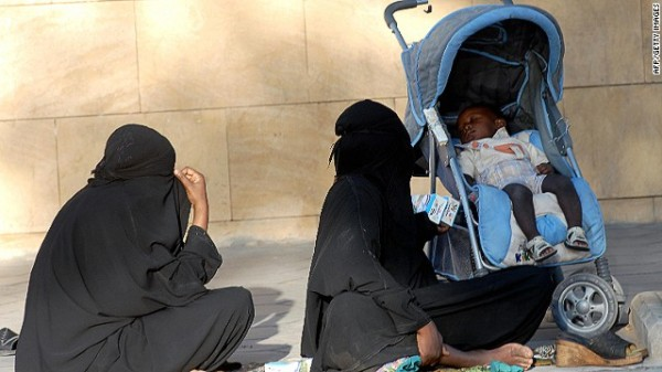 Poverty In Saudi